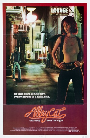 Alley Cat - Movie Poster (thumbnail)
