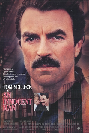 An Innocent Man - Movie Poster (thumbnail)