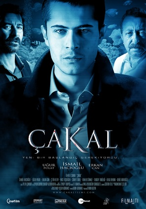 Çakal - Turkish Movie Poster (thumbnail)