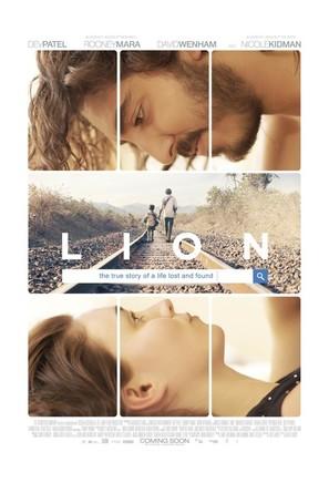 Lion - Movie Poster (thumbnail)