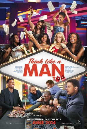 Think Like a Man Too - Movie Poster (thumbnail)