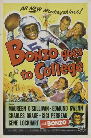 Bonzo Goes to College - Movie Poster (thumbnail)