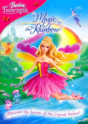 Barbie Fairytopia: Magic of the Rainbow - Movie Cover (thumbnail)