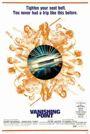 Vanishing Point - Theatrical poster (thumbnail)