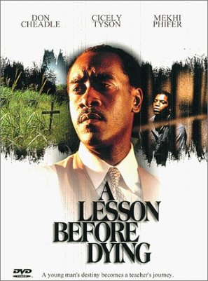 A Lesson Before Dying - Movie Cover (thumbnail)