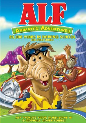 """ALF: The Animated Series"""