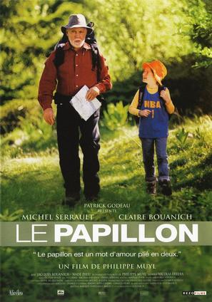 Papillon, Le - French Movie Poster (thumbnail)