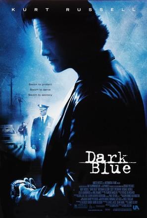Dark Blue - Movie Poster (thumbnail)