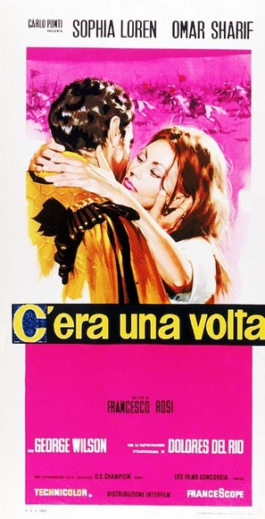 C'era una volta... - Italian Movie Poster (thumbnail)