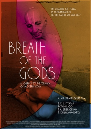 Breath of the Gods - Movie Poster (thumbnail)