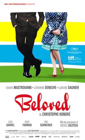 Les bien-aimés - Movie Poster (thumbnail)