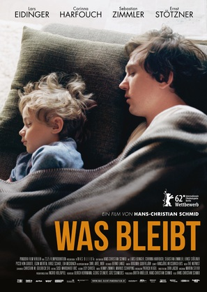 Was bleibt - German Movie Poster (thumbnail)