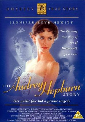The Audrey Hepburn Story - British DVD cover (thumbnail)