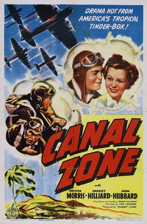 Canal Zone - Movie Poster (thumbnail)