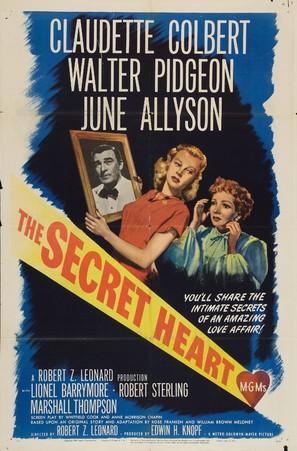 The Secret Heart - Movie Poster (thumbnail)