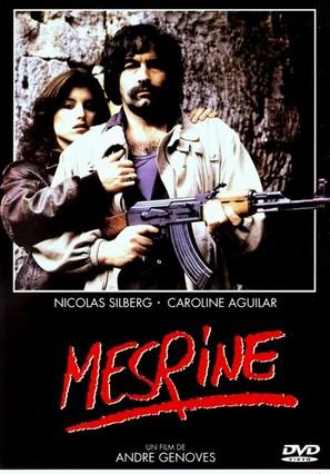 Mesrine - French Movie Cover (thumbnail)