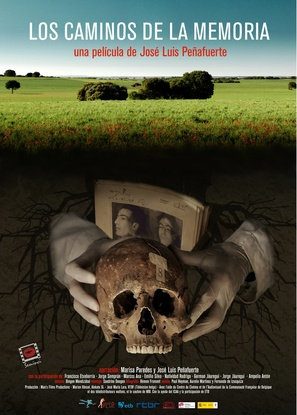 Los caminos de la memoria - Spanish Movie Poster (thumbnail)