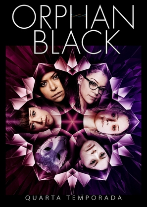 """Orphan Black"" - Brazilian Movie Cover (thumbnail)"