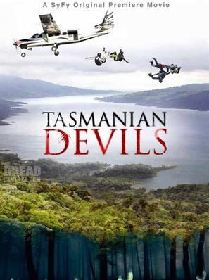 Tasmanian Devils - Canadian Movie Poster (thumbnail)
