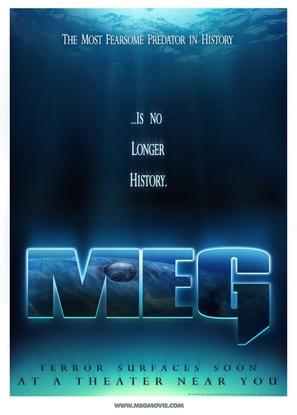 Meg - poster (thumbnail)