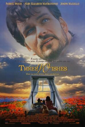 Three Wishes - Movie Poster (thumbnail)