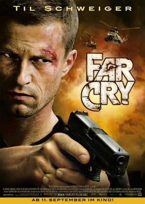 Far Cry - German Movie Poster (thumbnail)