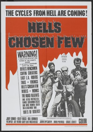 Hells Chosen Few - Movie Poster (thumbnail)