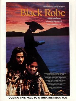 Black Robe - Canadian Movie Poster (thumbnail)