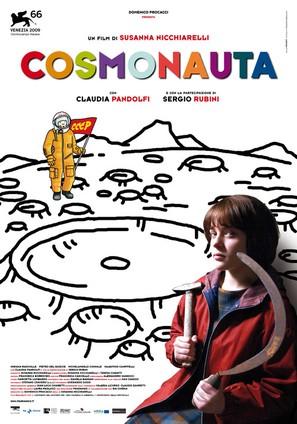 Cosmonauta - Italian Movie Poster (thumbnail)
