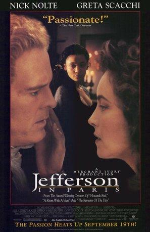 Jefferson in Paris - Movie Poster (thumbnail)