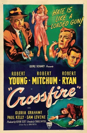 Crossfire - Movie Poster (thumbnail)