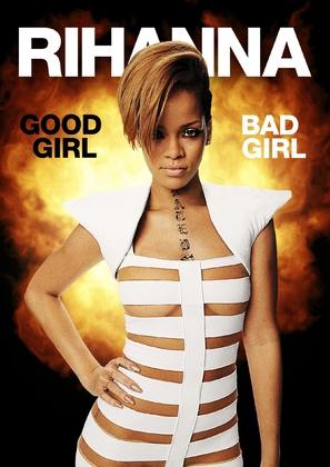 Rihanna: Good Girl, Bad Girl - Swedish Movie Poster (thumbnail)
