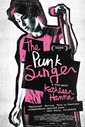 The Punk Singer - Movie Poster (thumbnail)