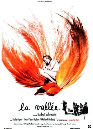 La vallée - French Movie Poster (thumbnail)
