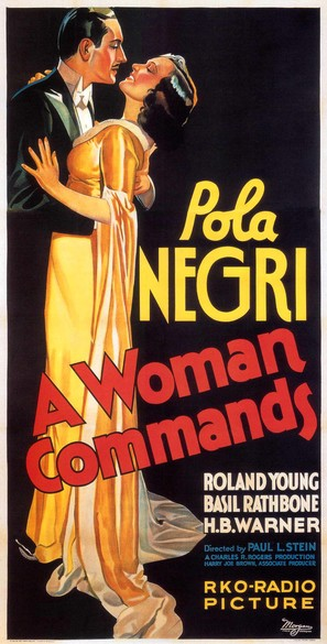 A Woman Commands - Movie Poster (thumbnail)