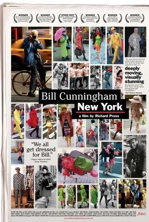 Bill Cunningham New York - Movie Poster (thumbnail)