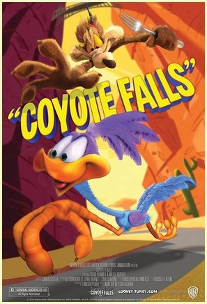 Coyote Falls - Movie Poster (thumbnail)