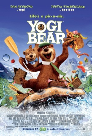 Yogi Bear - Movie Poster (thumbnail)