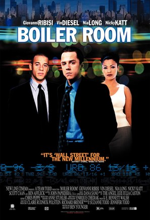 Boiler Room - Movie Poster (thumbnail)