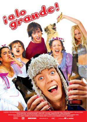 Large - Spanish Movie Poster (thumbnail)