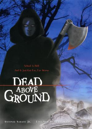 Dead Above Ground - British Movie Cover (thumbnail)