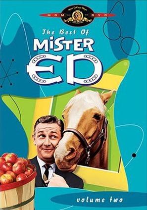 """""""Mister Ed"""" - DVD movie cover (thumbnail)"""