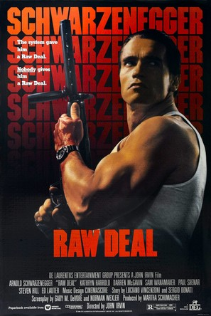 Raw Deal - Movie Poster (thumbnail)
