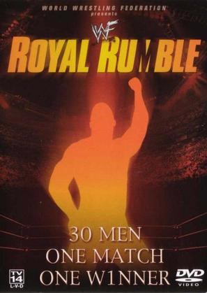 WWE Royal Rumble - Movie Cover (thumbnail)