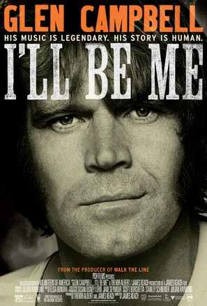 Glen Campbell: I'll Be Me - Movie Poster (thumbnail)