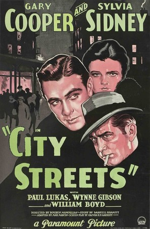 City Streets - Movie Poster (thumbnail)