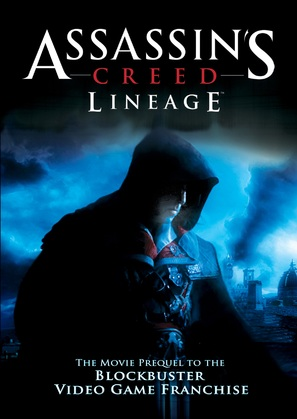 """""""Assassin's Creed: Lineage"""" - DVD movie cover (thumbnail)"""