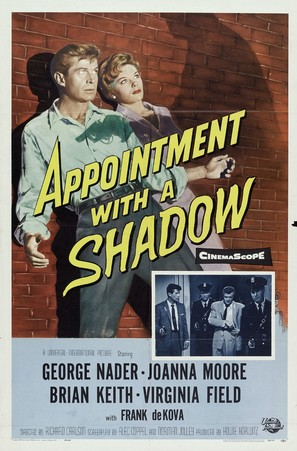 Appointment with a Shadow - Movie Poster (thumbnail)