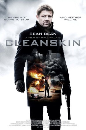 Cleanskin - Movie Poster (thumbnail)