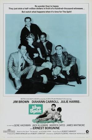 The Split - Movie Poster (thumbnail)